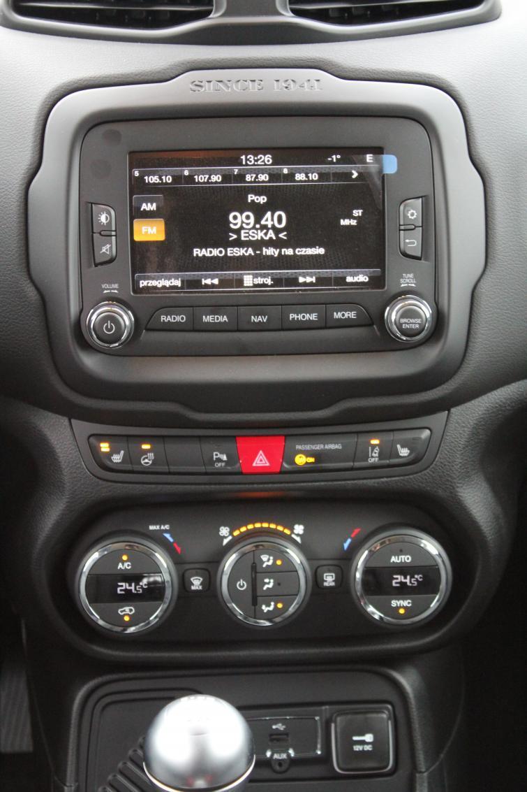 Jeep Renogade Testujemy: Jeep Renegade - kieszonkowa terenówka (ZDJĘCIA ...