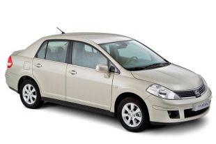 Nissan Tiida I [C11] (2004 - 2012) Sedan