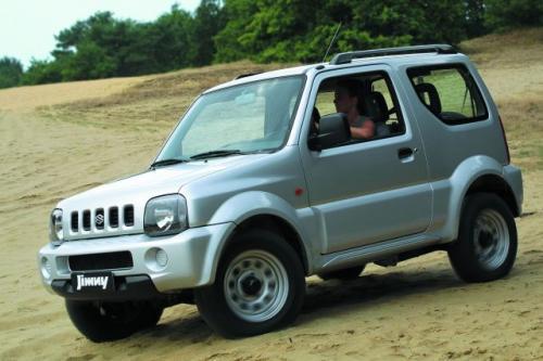 Fot. Suzuki:  Na naszym rynku dostępny jest Suzuki Jimny JLX w cenie 54 900 zł, ale za to z bogatym wyposażeniem seryjnym.