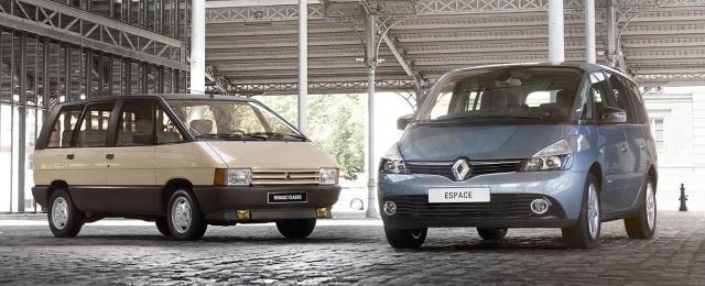 zdjęcie Renault Espace Lifting 2013