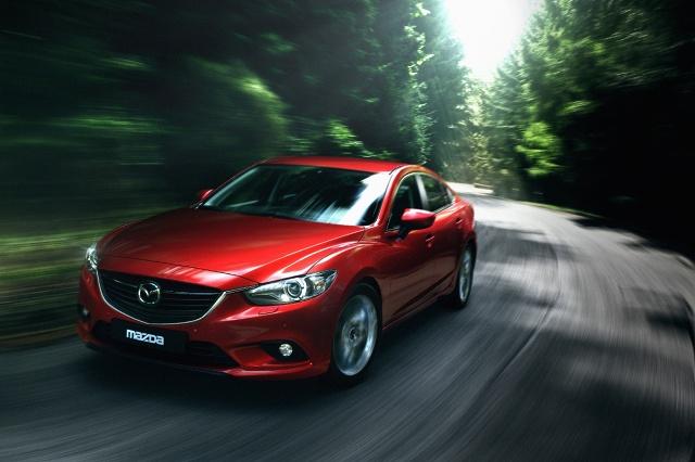 zdjęcie Mazda 6