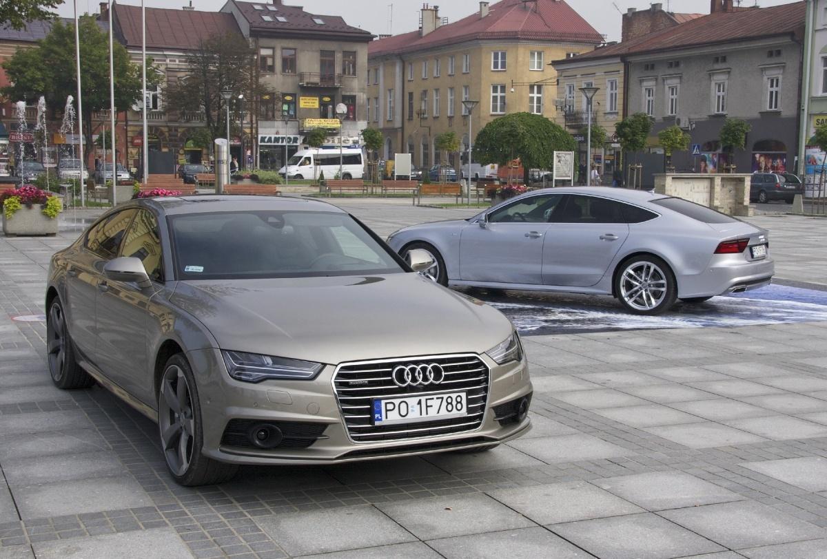 Audi A7 Sportback / Fot. Audi