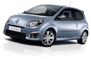 Renault Twingo II (2007 - teraz)
