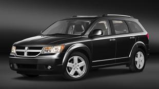 Dodge Journey (2008 - teraz)