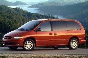 Dodge Caravan / Grand Caravan III (1995 - 2001) Van