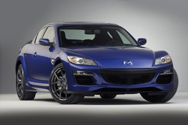 zdjęcie Mazda RX-8