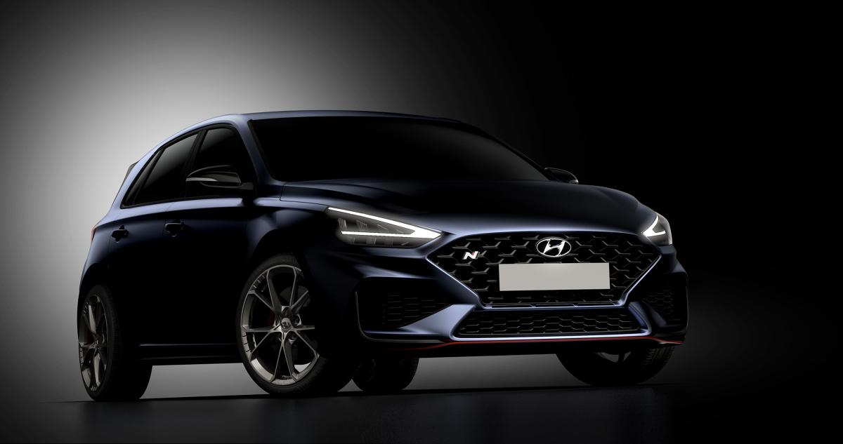 Hyundai i30 N   Hyundai ogłosił również, że nowy i30 N będzie dostępny z ośmiobiegową dwusprzęgłową skrzynią biegów (N DCT), w tym z dedykowanymi dla N funkcjami. Będzie to pierwszy samochód Hyundaia w Europie wyposażony w skrzynię N DCT.  Fot. Hyundai