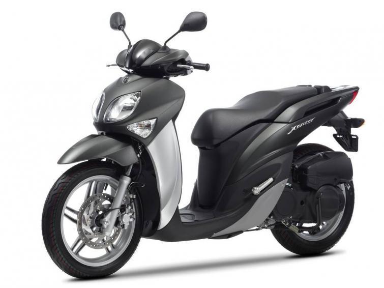 Yamaha Xenter – nowy skuter o pojemności 150 ccm także w Polsce