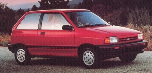 Ford Festiva I (1986 - 1993) Hatchback