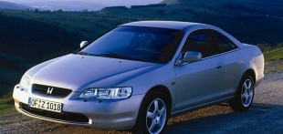 Honda Accord VI (1998 - 2002) Coupe