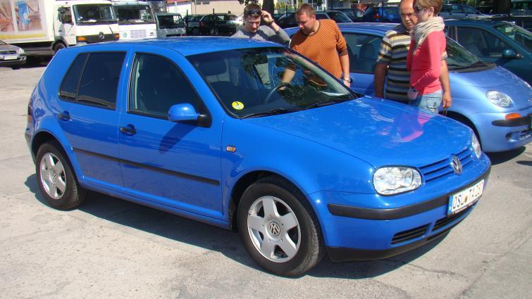 Ceny samochodów używanych na zielonogórskiej giełdzie (29.05)