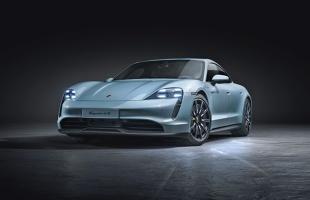 Porsche. Modele Taycan 4S, Macan Turbo i 99X Electric debiutują na targach w Los Angeles