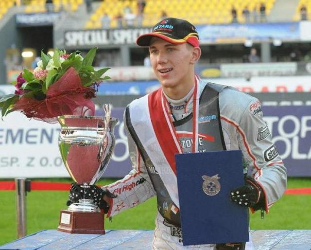 Tytuł FIM Rookie of the Year for 2011 dla Macieja Janowskiego