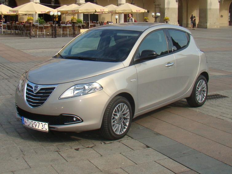 Pierwsza jazda: Lancia Ypsilon - nowy maluch z polskiej fabryki