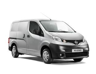 Nissan NV200 (2009 - teraz) Furgon