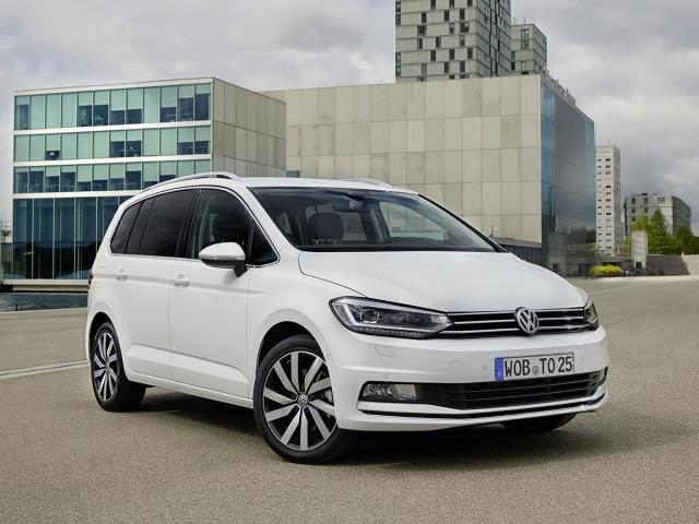 zdjęcie Volkswagen Touran