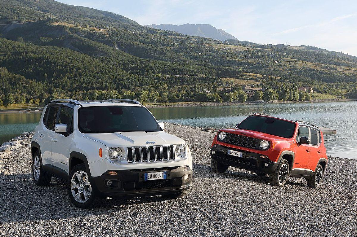 Jeep Renegade / Fot. Jeep