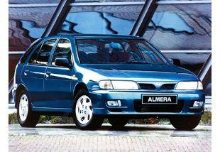 Nissan Almera I (1995 - 2000) Hatchback