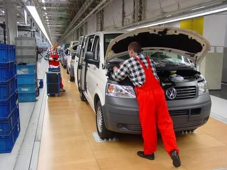Fot. W. Wylegalski: VW Poznań jest jedną z wielu firm korzystających z agencji pracy tymczasowej.