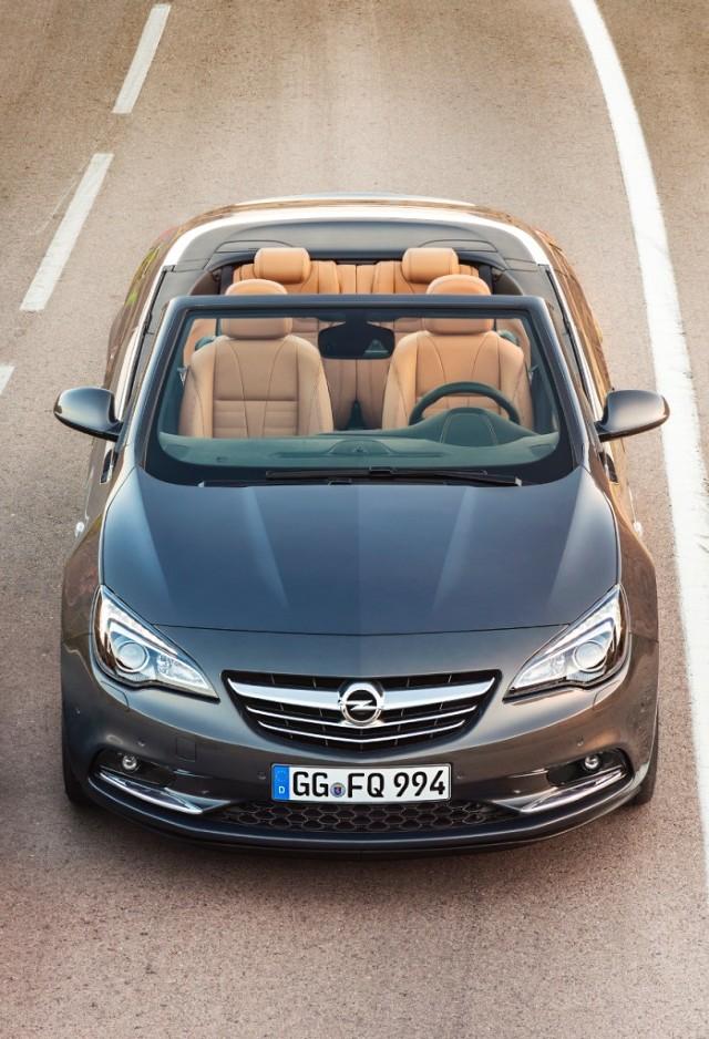 zdjęcie Opel Cascada
