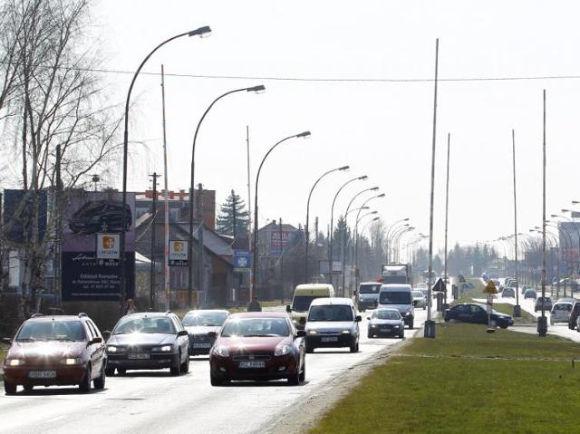 Utrudnienia na podkarpackich drogach krajowych (6.10)