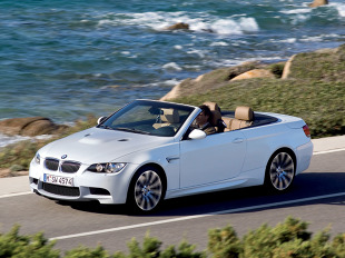 BMW M3 IV (E90/E92/E93) (2007 - teraz) Kabriolet