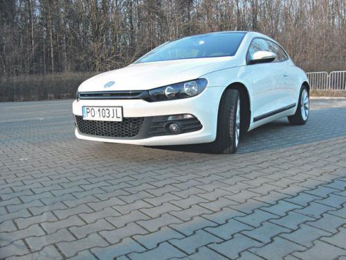 Fot. Janusz Steinbarth: Najnowsze coupe Volkswagena ma tę samą płytę podłogową, co Golf VI