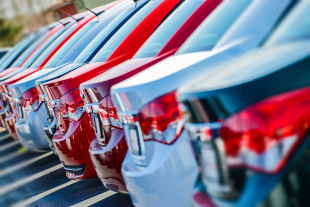 Sprzedaż nowych aut osobowych. Rekordowy luty w Polsce
