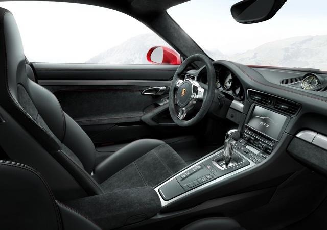 zdjęcie Porsche 911 GT3