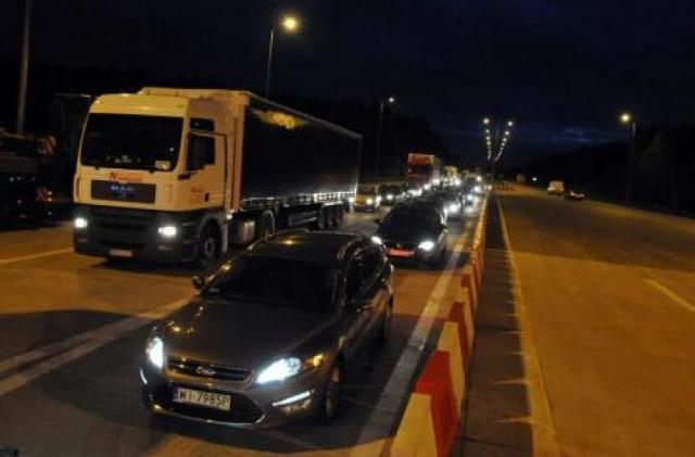 Autostrada A1 Toruń - Grudziądz bezpłatna do lutego