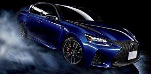 Lexus GS F. Jakie zmiany po liftingu?