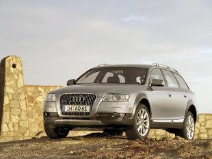 Audi Allroad II (C6) (2006 - 2011)