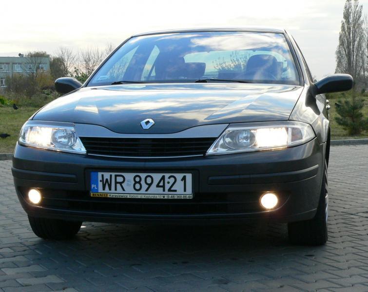 Używane Renault Laguna Ii Królowa Lawet Ma Wiele Zalet