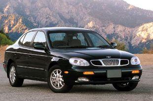 Daewoo Leganza (1997 - 2002) Sedan
