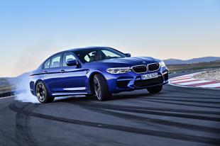 Nowe BMW M5. Biturbo, 600 KM i napęd 4x4