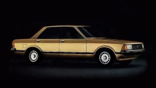 Ford Granada II (1977 - 1985) Sedan