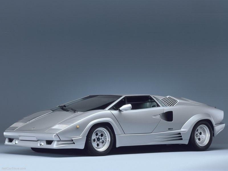 Lamborghini Countach 25th Anniversary / Fot. Lamborghini