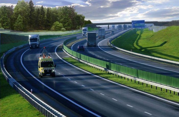 Utrzymanie autostrad  Rozwój transportu, zwiększanie możliwości komunikacyjnych i poprawa bezpieczeństwa ruchu drogowego są możliwe dzięki inwestycjom w rozbudowę sieci drogowej. Szczególne znaczenia na mapie drogowych połączeń mają autostrady i drogi ekspresowe. Drogi te obsługują najważniejsze kierunki krajowe i międzynarodowe, a dzięki swojej konstrukcji gwarantują szybkie i bezpieczne podróżowanie.  fot: Autostrada Eksploatacja S.A.