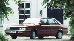 Audi 90 I (B2) (1984 - 1987) Sedan