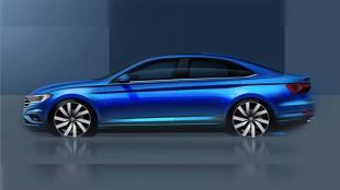 Volkswagen Jetta nowej generacji. Premiera na salonie w Detroit