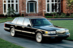Lincoln Town Car II (1990 - 1997) Sedan