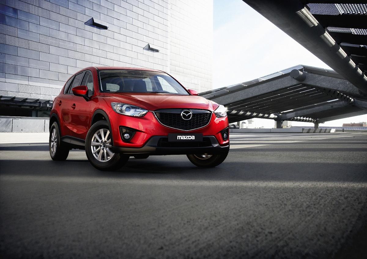 Mazda CX-5 , fot.: Mazda