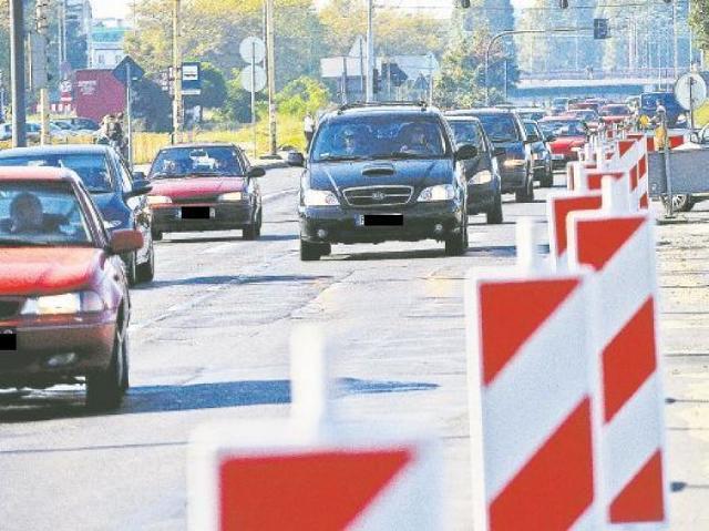 Zamkną ulicę Struga w Szczecinie