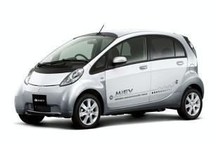Mitsubishi i-MiEV (2009 - teraz) Hatchback