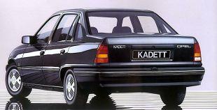 Opel Kadett E (1984 - 1991) Sedan