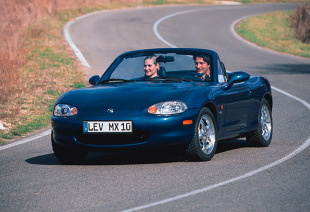 Mazda MX-5 II (1998 - 2005) Roadster