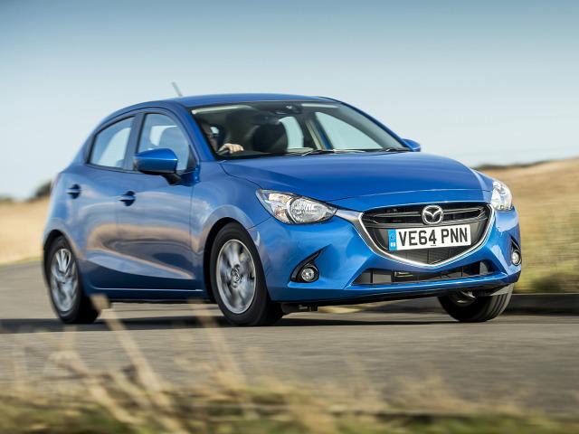 zdjęcie Mazda 2