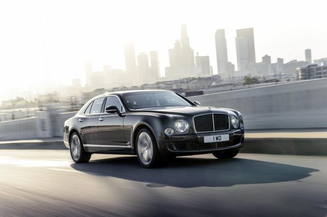 Bentley Mulsanne Speed / Fot. Bentley
