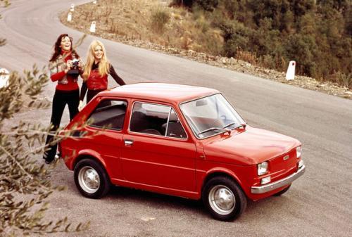 Mały Fiat ma 35 lat