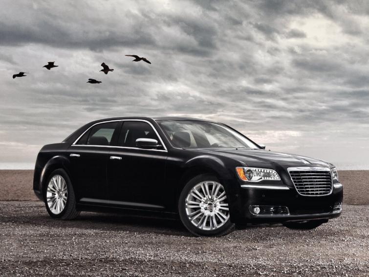 Nowy Chrysler 300 – zobacz, jak będzie wyglądał